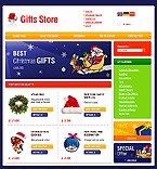 webdesign : store, candle, accessory