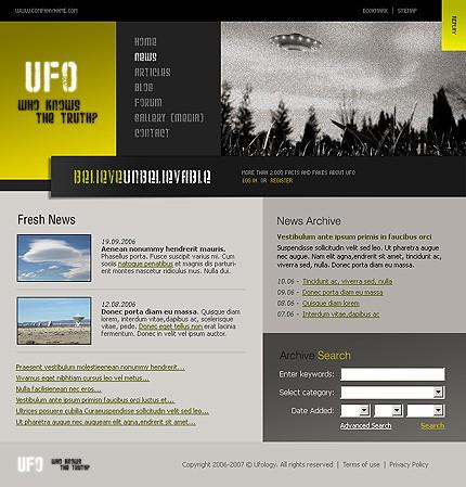 webdesign : Big, Screenshot 13079