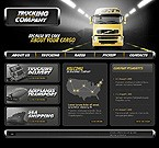 webdesign : trucking, country, rates