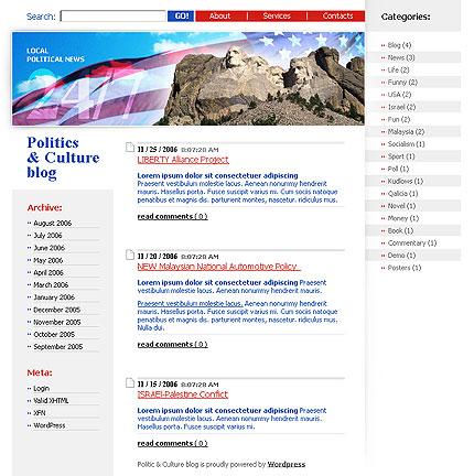 webdesign : Big, Screenshot 13103