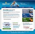 webdesign : trucking, destination, standards