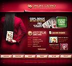 webdesign : casino, card, money