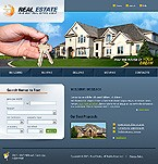 webdesign : services, finance, team