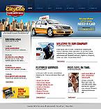 webdesign : motor, highway, Porsche