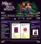 webdesign : kids, categories, crime
