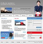 webdesign : delivery, service, post