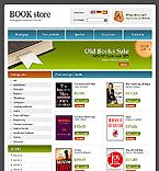 webdesign : book, portal, crime