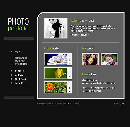 webdesign : Big, Screenshot 14308