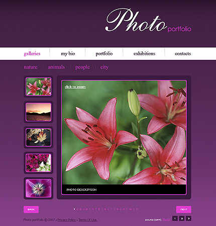 webdesign : Big, Screenshot 14372