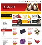 webdesign : store, feed, vitamins