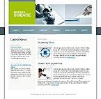 webdesign : laboratory, medicine, technology