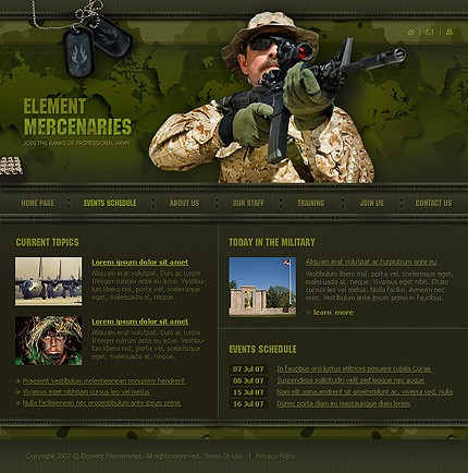 webdesign : Big, Screenshot 14592