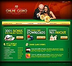 webdesign : jackpot, bridge, slots