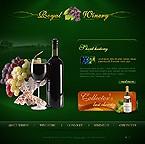 webdesign : white, sauvignon, Muscat