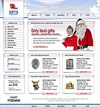 webdesign : Christmas, Claus, decoration