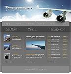 webdesign : destination, trucking, air