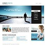 webdesign : social, issues, partner