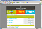 webdesign template 15452