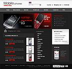 webdesign : cameras, Samsung, Sony
