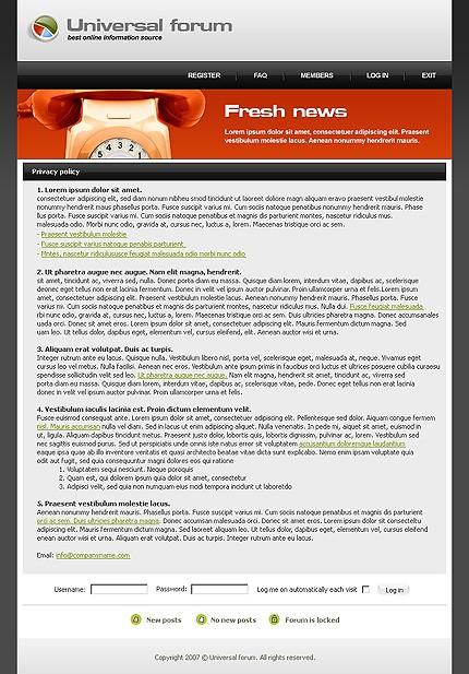 webdesign : Big, Screenshot 15759
