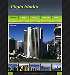 webdesign : gallery, photographer, company