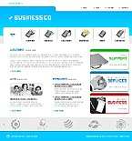 webdesign : company, solutions, computer