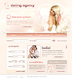 webdesign : agency, page, information