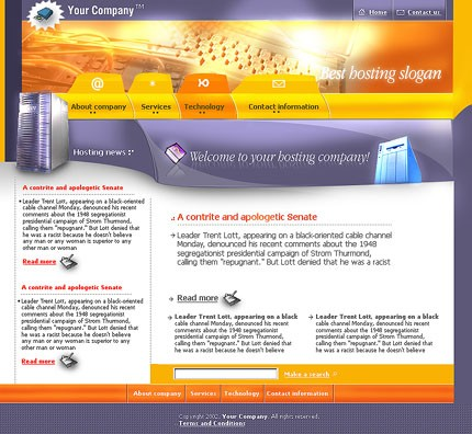 webdesign : Big, Screenshot 1666