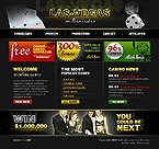 webdesign : Las-Vegas, fortune, baccarat