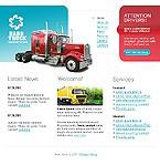 webdesign : portal, van, route