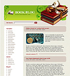 webdesign : book, events, reading