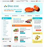 webdesign : online, drugs, specials