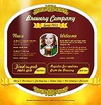 webdesign : brewery, brewer, drink