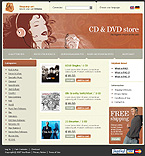 webdesign : specials, classical, blues