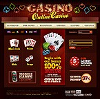 webdesign : cards, baccarat, rules