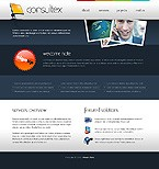 webdesign : consultex, work, enterprise
