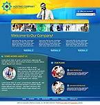 webdesign : monitoring, traffic, processor