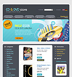 webdesign : CD, easy, listening