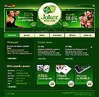 webdesign : bridge, cashier, clients