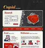 webdesign : dating, rings, baby