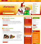 webdesign : holiday, delivery, decoration