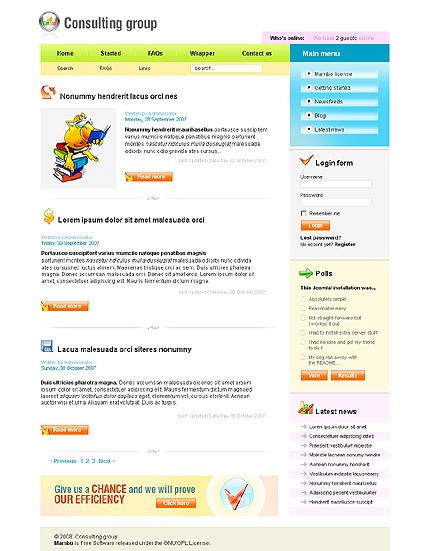 webdesign : Big, Screenshot 17368