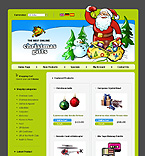 webdesign : gifts, holiday, flower