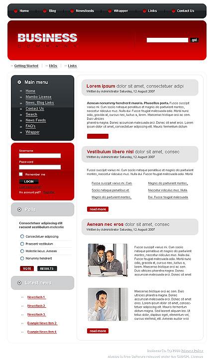webdesign : Big, Screenshot 17469
