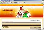 webdesign : holiday, baskets, candle