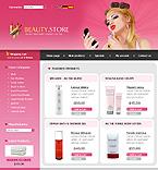 webdesign : beauty, archive, mascara