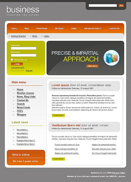 webdesign : Big, Screenshot 17528