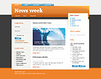 webdesign : news, job, sport