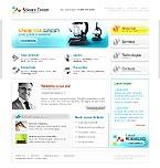 webdesign : biotech, website, featu
