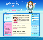 webdesign : valentine's, presents, romantic